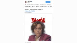 """En Allemagne, premières victimes de la""""loi anti-haine"""" sur Twitter"""