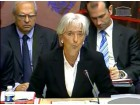 Lagarde devant la commission des finances