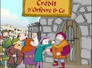 orfevre - money as debt