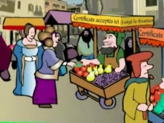 Grignon - marché