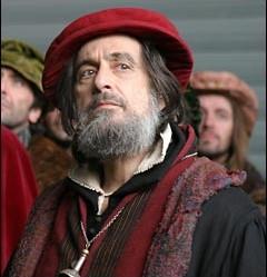 Al Pacino joue Shylock