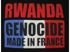Logo Rwanda génocide made in France