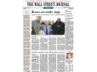 Wall Street Journal - séquestrations patrons, Pinault - avril 2009