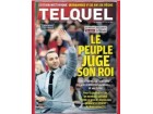 Couverture TelQuel censuré