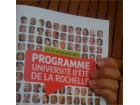 programme Université PS anso