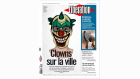 Clowns sur la ville