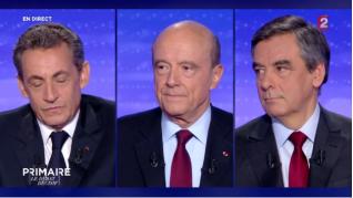 Sarkozy Juppé Fillon