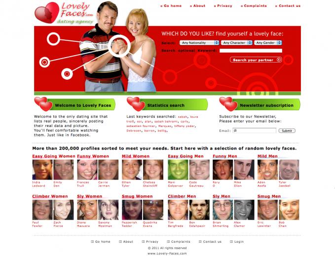 Rencontrer l amour sur internet