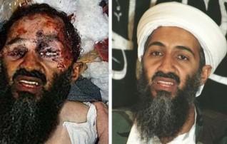 Ben Laden mort : fausse image