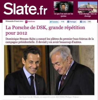 Slate, DSK