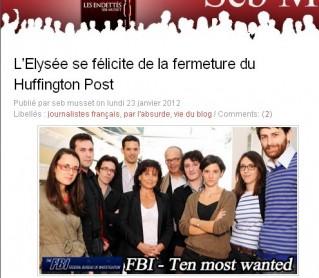 HUFFINGTON : LES BLOGUEURS CONTRE LE TRAVAIL GRATUIT dans Opinions original.45257.demi