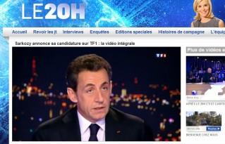 candidat Sarkozy