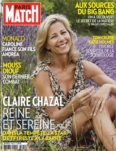 chazal le marronnier de match arr t sur images. Black Bedroom Furniture Sets. Home Design Ideas