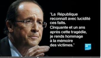 Hollande 17 octobre
