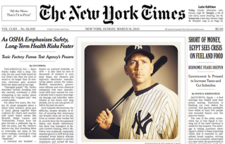 NY Times, Iphone