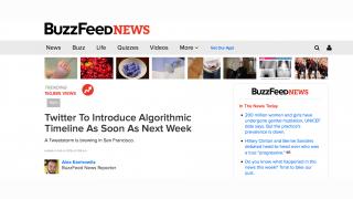 Twitter : un nouvel algorithme 'suicidaire' ?