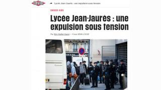 Manifestants/projectiles : I-Télé pris à partie après une erreur