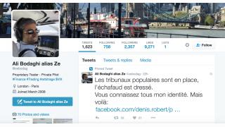 "Loi Travail : Denis Robert oute des twittos ""nauséabonds"""