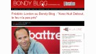 Lordon Bondy Blog