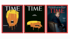 couvertures Trump Time