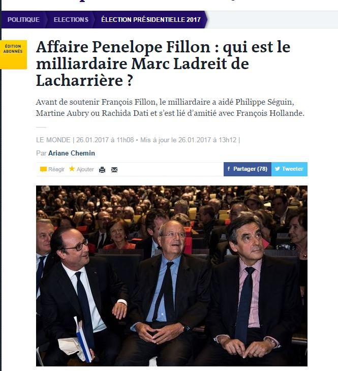Retrouvailles entre Alain Juppé et François Fillon ce mercredi à Bordeaux