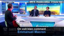 17 interventions en une semaine : Barbier aime Macron