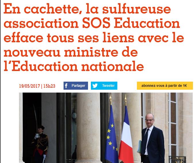 Macron et Blanquer veulent réformer l'épreuve pour la