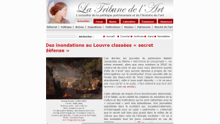 La Tribune de l'Art