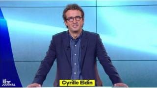 """Canal+ abandonne """"Le Petit Journal"""" version Eldin"""