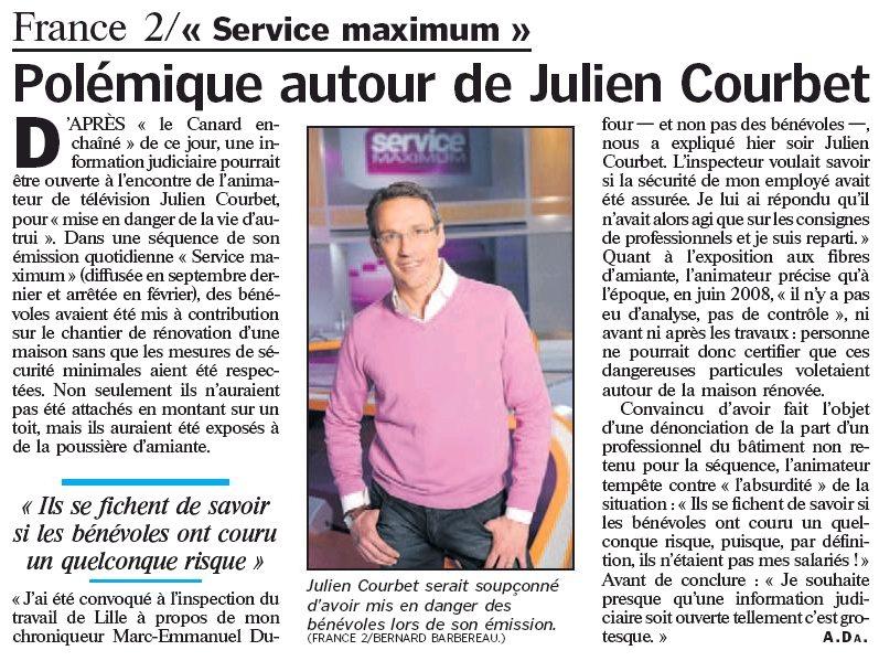 Courbet inspection du travail le parisien arr t sur images - Inspection du travail bourges ...