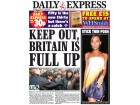 Daily Express, Jungle