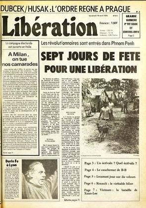 Libe%u0301, 18 avril 1975
