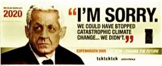 Sarkozy, vieilli, Copenhague