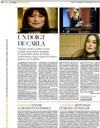 Liberation, Le Mag