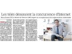 Le Figaro, TV connectee