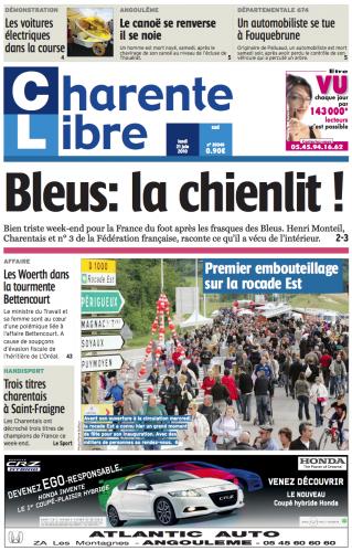 Arrêt sur images - La presse française pilonne les Bleus