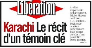"attentat de karachi ""sarko au coeur de la corruption"" Original.31812"